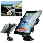 Car Dashboard Windshield Suction Cup Mount Holder Pad for iPad GPS Tablet 7-10""
