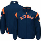 Houston Astros Majestic On-Field Therma Base Thermal Full...