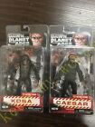 """NECA Dawn of The Planet of The Apes Caesar & Koba 6"""" Scale Action Figure PVC Toy"""