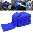Lots Large Microfibre Cleaning Auto Car Detailing Soft Cloths Wash Towel Duster