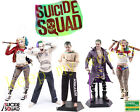 """12"""" Crazy Toys Suicide Squad Flim Harley Quinn real Clothes & Joker 1/6TH Figure"""