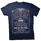 Gettin' Old Pissy And Cranky - Est. 1989 - 29th Birthday Gift T-shirt - 002