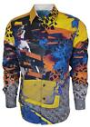 NEW Robert Graham Exclusive Men's Classic Fit CHAMELEON Sports Shirt