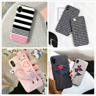 For iPhone X 8 7 Plus Girly Cute Pink Love 3D Rose Protective Phone Case Cover  iphone x cases 3d 3523082303244040 1