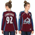 Gabriel Landeskog Colorado Avalanche Reebok Womens Premier Player Home Jersey