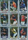 2014 Bowman Chrome Draft Top Prospects Baseball cards - Complete Your Set !!
