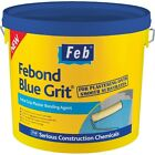 Febond Blue Grit - Provides Improved Key To Smooth Surfaces