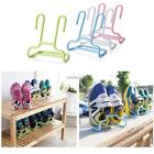 Portable Children Plastic Shoe Storage Stand Holder Hanging Shoe N4U8