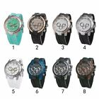 New Sport Style TechnoMarine rubber jelly wristwatches men