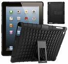 G-Shield® Shockproof Heavy Duty Armour Stand Case Cover For Apple iPad 2 / 3 / 4