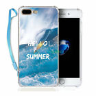 YPWH Shockproof Soft Cover Case For Apple iPhone X 8 6 6S 7 Plus G4 Play X9 Plus
