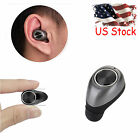Wireless Bluetooth Stereo Headset Headphone Earpiece for iphone 7 6S 5S Pad Mini