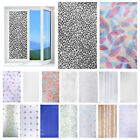 45x200cm Frosted Privacy Self-Adhesive Glass Film Home Door Window Sticker Decor
