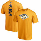 PK Subban Nashville Predators Fanatics Branded Backer T-Shirt - Gold on eBay
