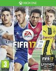 FIFA 17 Microsoft Xbox One 360 Sony PS3 PS4 Game