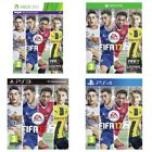 'Fifa 17 Microsoft Xbox One/360 Sony Ps3/ps4 Game
