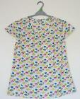 NEW EX SEASALT MULTI COLOURED OLD HOUSE TOP BLOUSE 8 10 12 14 16 18 20