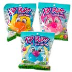 FLIX CANDY 1pc Bag LIP POPS Candy EASTER Bunny+Chick *YOU CHOOSE* Exp. 8/19 NEW!