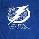 TAMPA BAY LIGHTNING IN MY DNA CUSTOM OLDSKOOL ARTWORK Shirt *MANY OPTIONS* $28.99 USD on eBay