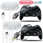 x2 x1 Pro Classic Game Controller Pad Console Joypad For Nintendo Wii Remote US