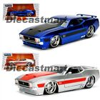 1973 FORD MUSTANG MACH 1 124 JADA BIG TIME MUSCLE DIECAST MODEL CAR BRAND NEW
