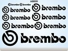 sport cars parts - BREMBO Performance Racing Cars Parts Tuning Stickers Decals Vinyl Sports 51A