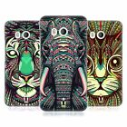 HEAD CASE DESIGNS AZTEC ANIMAL FACES 2 HARD BACK CASE FOR HTC PHONES 1