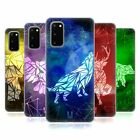 HEAD CASE DESIGNS GEOMETRIC WILDLIFE SOFT GEL CASE FOR SAMSUNG PHONES 1