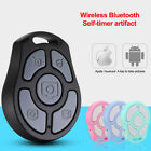 bluetooth iphone remote control - Wireless Bluetooth Shutter Remote Control Button Self-Timer for iPhone Android