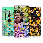 HEAD CASE DESIGNS INSECT PARADISE SOFT GEL CASE FOR SONY PHONES 1