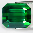 22.14Cts Museum Piece Loupe Clean! Natural CHROME GREEN TOURMALINE Mozamnique