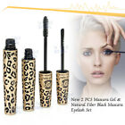 Fibre Natural Mascara Transplanting Gel Brush on False Eyelashes LOVE ALPHA