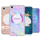 CUSTOM CUSTOMISED PERSONALISED MERMAID SCALES HARD BACK CASE FOR LG PHONES 2