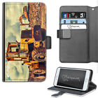 YELLOW DIGGER PHONE CASE, LEATHER WALLET FLIP CASE, COVER FOR SAMSUNG, APPLE