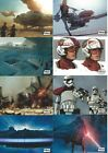 2015 Topps Star Wars The Force Awakens Concept Art cards - Complete your set !!