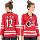 Eric Staal Carolina Hurricanes Reebok Womens Home Premier Jersey Red