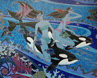ZU MING HO - Island of the Orcas -  Ting Killer Whale  HS&#