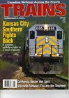 Trains Magazine June 1997 Issue Kanas City Southern 686 on the Cover
