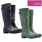 Joules Welly Print Ladies Wellies (Y) **FREE UK Shipping**