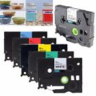 Great Quality Compatible For Brother P-Touch Laminated TZ231 Label Tape 12mm UK