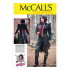 McCall's 7616 Sewing Pattern to MAKE Cosplay Vest & Tail Coat Jacket / Cup sizes