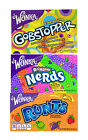 WONKA (1) 5 oz Candy THEATER BOX Flavored Hard Candies *YOU CHOOSE* New!