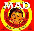 Mad: The Half-Wit and Wisdom of Alfred E. Neuman Mad Magazine~Sergio Aragones H