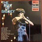 """SHIRLEY BASSEY,THE BEST OF BASSEY ALBUM,VINTAG,12"""" LP 33.EXCELLENT CONDITION"""