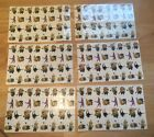 Dispicable Me 3 Temporary Tattoos Banana Scented 192 Total