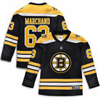 Brad Marchand Boston Bruins Fanatics Branded Youth Replica Player Jersey Black