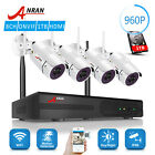 Best SW Wireless Security Cameras - ANRAN Wireless WIFI 960P Home Security System CCTV Review