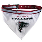Atlanta Falcons NFL Collar Bandana Pet Dog (Sizes) $13.99 USD on eBay