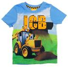 Baby Boys T Shirt T-Shirt Joey JCB  Summer Top Cotton 9-12 12-18 and 18-24 Month