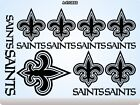 NEW ORLEANS SAINTS Stickers Decals American Football Sports Team Super Bowl 70W on eBay